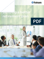 Putnam Building a Better Retirement Plan