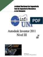 Manual Inventor 2011 - Nivel 3 - 1 Chapas -Soldadura