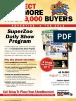 Super Zoo Show Program