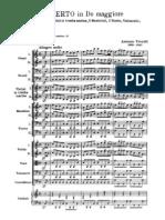 Concierto en C Mayor de Vivaldi