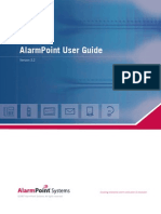 Alarm Point 3 2 1 User Guide