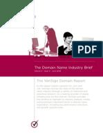 Domain Name Report