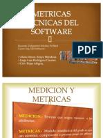 Mètricas Tècnicas del Software