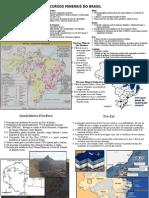 Reservas Minerais do Brasil