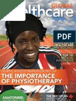 Healthcare Global - August 2011