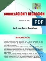 Sesion 9 Regresion y Correlacion