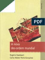 HAESBAERT, Rogério_A nova des_ordem mundial