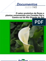 Cultivo de Plantas Ornament a Is No Rio Grande Do Sul - EMBRAPA