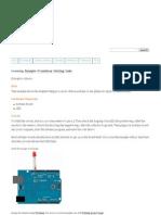 Arduino - Tutorial - Blink