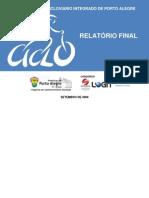 Plano Diretor Cicloviário Integrado de Porto Alegre — Relatório Final