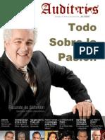 Revista Auditorios #06 | Todo Sobre la Pasión