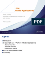 3 Reasons FPGAs Industrial Apps