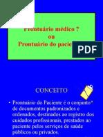 prontuario