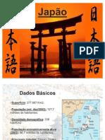 O slide- Japão