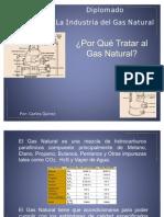 Tratamiento Del Gas Natural