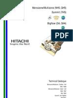 Technische Katalog NH5,YH5,G4,QH5 En