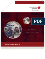 ACLS Student Guide