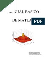 manual básico de matlab