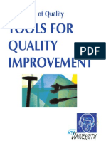 Tools for Quality Improvement