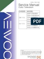 DTH-21S7S - DTH-21S8S  (Chasis CM-111S)