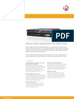 Big-ip System Hardware Datasheet
