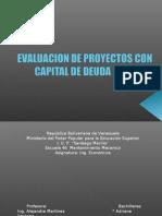 Evaluacion de Proyectos Con Capital Propio (1)