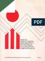 manual diseño bioclimatico