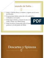 Descartes y Spinoza