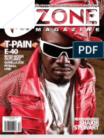 Ozone Mag #73 - Nov 2008