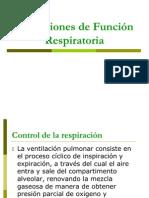 CLASE 3 Alteraciones de Función Respiratoria
