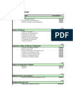 Analisis Financiero (Proyeccion de Ventas, Flujo de Efec (1)