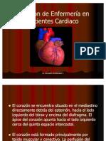CLASE 7 Atencion de Enfermería en pacientes Cardiaco