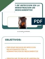 Clases 14 Riesgos en La Admin is Trac Ion de Medicamentos