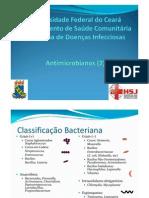 2ª AULA DE ANTIBIÓTICOS - DR. GUILHERME
