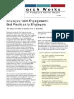 Emp Work Engagement