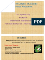 Enzyme Kinetics Final