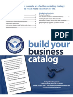 Strategic Marketing Systems - Build Your Business Catalog