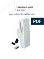 AP Cliente Repetidor Cwgstation 300mw