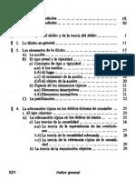 Lineamientos de la Teoría del Delito. Enrique Bacigalupo