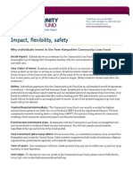 Impact Flexibility Safety