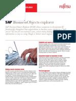 SAP Objects Explorer