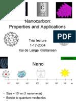 Nano Carbon