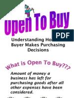 Open to Buy