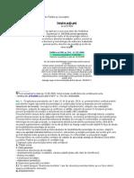 Instructiune Deviz General