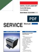Samsung CLX-2160 SM