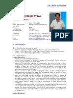 CV Julius T P Silalahi