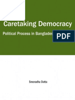 Book Care Taking Democracy Bangladesh