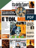 La Gazzetta Dello Sport 19.08.11