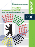 Wahlkompass Berlin 2011
