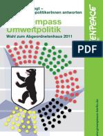 Wahlkompass Berlin 2011